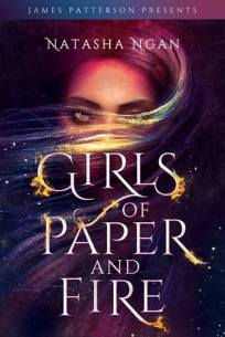 Book cover: Girls Of Paper And Fire